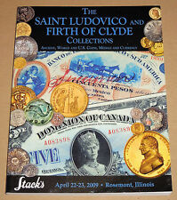 The Saint Ludovico Firth of Clyde Collections: Ancient, World U.S. Coins, Medals