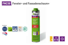 (9,18€/l) illbruck FM230 1K Fenster- und Fassadenschaum+ 880 ml SONDERAKTION