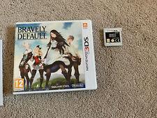 Bravely Default (Nintendo 3DS, 2DS, XL, 2013)