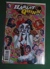 Harley Quinn #15 New 52 DC Comics Amanda Conner