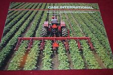 Case International Row Crop Cultivators & Rotary Hoes Dealer's Brochure YABE10 3