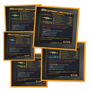 Borderlands 3 | Raking Kaos | ALL Elements | LVL 57 | Modded | XBOX / PS4