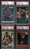 Amazing Mystery Pack Patch Auto Cards Giannis Antetokounmpo Rookie PSA 10