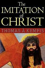 THE IMMITATION OF CHRIST by Thomas à Kempis (2011, Paperback)