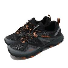 Merrell MQM Flex 2 Aerosport Black Grey Orange Men Outdoors Hiking Shoes J034243