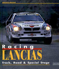 RACING LANCIA BOOK STRATOS FULVIA HF 037 INTEGRALE D50 REGGIANI DELTA D25 MONTE
