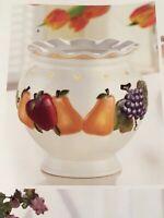 HOME INTERIORS Sonoma Villa Lamp/Fragrance Warmer - Excellent