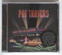 Pat Travers – Don't Feed The Alligators BB 20422 US CD, Album SEALED