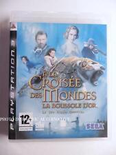 jeu A LA CROISEE DES MONDES la boussole d'or sur ps3 playstation 3 en francais