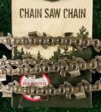 "28"" chain 3/8 050 93 DL  FULL CHISEL 93 DRIVE LINK .050 Gauge chainsaw chain"
