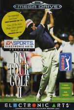 ## SEGA Mega Drive - PGA Tour Golf 2 - TOP / MD Spiel ##