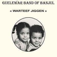Guelewar Band Of Banjul – Warteef Jigeen LP