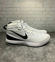 Men's Nike Air Max Dominate TB Basketball Shoes 942520-101 White/Black Size 14.5