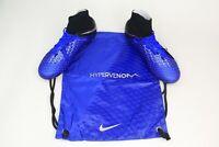 Nike Hypervenom Phantom 3 Elite DF FG Blue Black Cleats AJ3803-400 SZ M 9.5 W 11