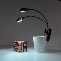 Kreativ LED Buchlampe Klemmleuchte Leselampe für Kind Augenschutz