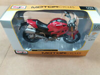 Maisto 31101 1:12 Ducati Monster 696
