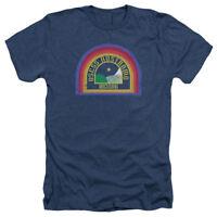 Alien Movie NOSTROMO Licensed Adult Heather T-Shirt All Sizes