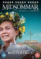 Midsommar DVD NEW