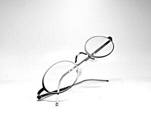 Lindberg Strip Tinanium 5000 color braun Brille Brillen Fassung Gestell Eyewear
