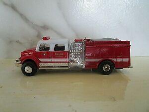 Boston Fire Engine Truck by ERTL  1:64