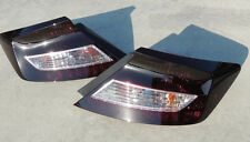 12-14 Honda Civic Smoked Tail Lights CUSTOM! OE Non LED Black Tinted COUPE 2DR