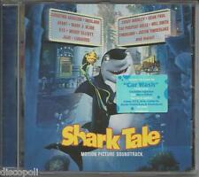 SHARK TALE - CHRISTINA AGUILERA SEAN PAULJUSTIN TIMBERLAKE CD OST 2004 MINT COND