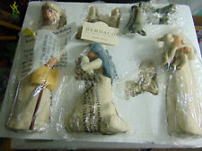 Willow Tree Classic Nativity 26005 Susan Lordi Figurine Sculptures Set