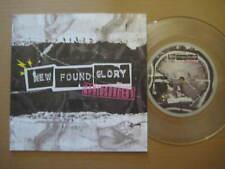 "NEW FOUND GLORY Radiosurgery USA 7"" SINGLE - 2011 - 6131-036 - POP PUNK"