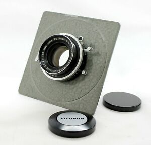 Fuji Fujinon W S 150mm F/5.6 Large Format Lens Seiko Shutter from Japan
