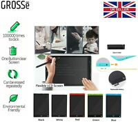 8/12-inch LCD Writing Board Drawing Tablet Electronic LCD Handwriting Draft Pad