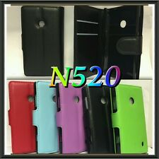 Nokia Lumia N520 flip / Wallet case