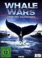 Whale Wars - Krieg den Walfängern! [2 DVDs] | DVD | Zustand gut