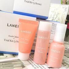 [Laneige] Fresh Calming Trial Kit (3 items) x 1set or 2set Cleanser Toner Serum