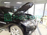 Installation kit hood lift damper gas bonnet struts For Nissan Pathfinder R52