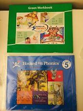 Hooked on Phonics Workbooks, Flashcards And Cds
