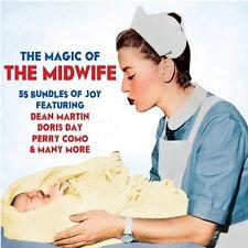 2 CD BOX MAGIC OF THE MIDWIFE DEAN MARTIN DOIS DAY PERRY COMO ALMA COGAN ETC