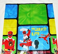 "NEW ~POWER RANGERS~  PLASTIC TABLECOVER, 54""X102""   PARTY SUPPLIES"