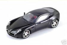 """Alfa Romeo 8C Competizione """"Nero"""" 2004 (Spark 1:43 / S0394)"""