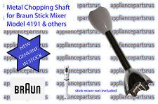 Braun Metal Stick Mixer Shaft 4191 Part 7050778 67050778 BR67050778 IN STOCK