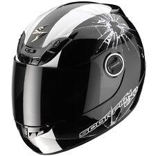 Scorpion EXO 400 Impact Motorcycle Motorbike Full Face Helmet XL RRP £109.99 *