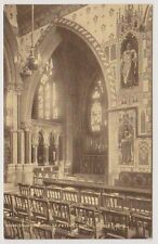 Dorset postcard - Bournemouth, St Peters Church, Keeble Chapel