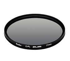 Kenko Smart Slim Filter Circular PL 58mm Slim designed new frame PL filter