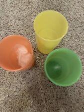 Tupperware 12oz Tumbler cups (3 count)