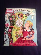 Enfantina - L'Horloge de Grand-Mère - Fred Fisher - Matéja - Jesco - 1961 - E2