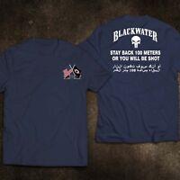 new US Army Alumni Special Force Blackwater Templar Knights Baghdad Iraq T-Shirt