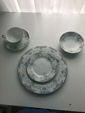 Vintage 5 Piece Place Setting Imperial China. W. Dalton, 5303, Seville LOVELY!