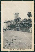 Pavia Palestro cartolina QT0401