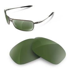 Polarized Replacement Lenses for Oakley crosshair 2 green g15 color