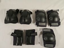 Vintage Rollerblade Protec Urban Gear Protective Pad Set ~ Wrist Knee & Elbow
