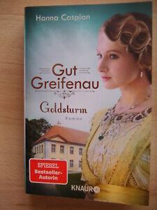 Gut Greifenau - Goldsturm von Hanna Caspian
